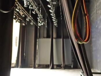 Escenario - Teatro del Centro Cultural de Castro