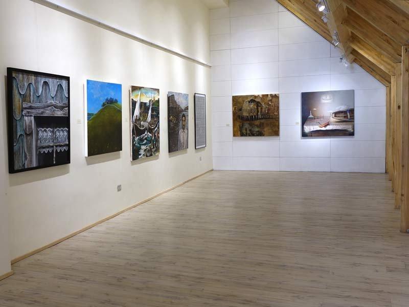Sala Exposiciones - Nivel 3 - Centro Cultural Castro