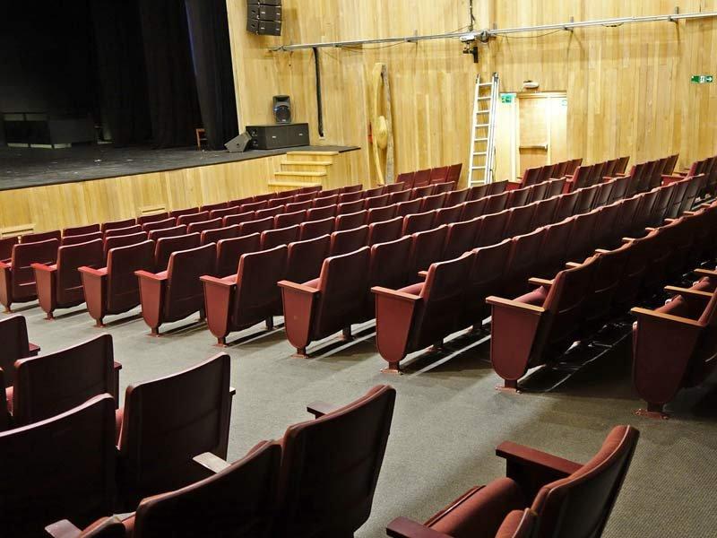 Teatro del Centro Cultural de Castro