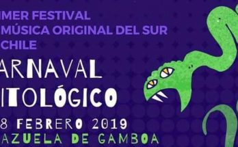 Primer Festival de Música Original del Sur de Chile