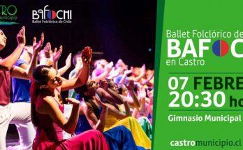 Ballet Folklórico de Chile (Bafochi)