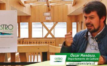 Entrevista a Oscar Mendoza del Departamento de Cultura