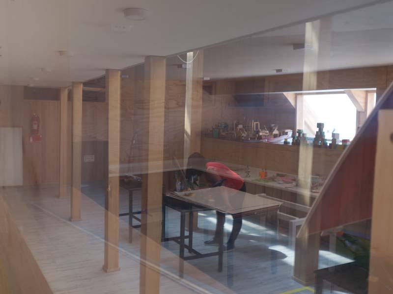Sala 4 - Nivel 4 - Centro Cultural Castro