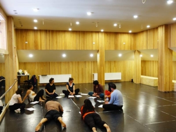 Sala Movimiento - Nivel 4 - Centro Cultural Castro