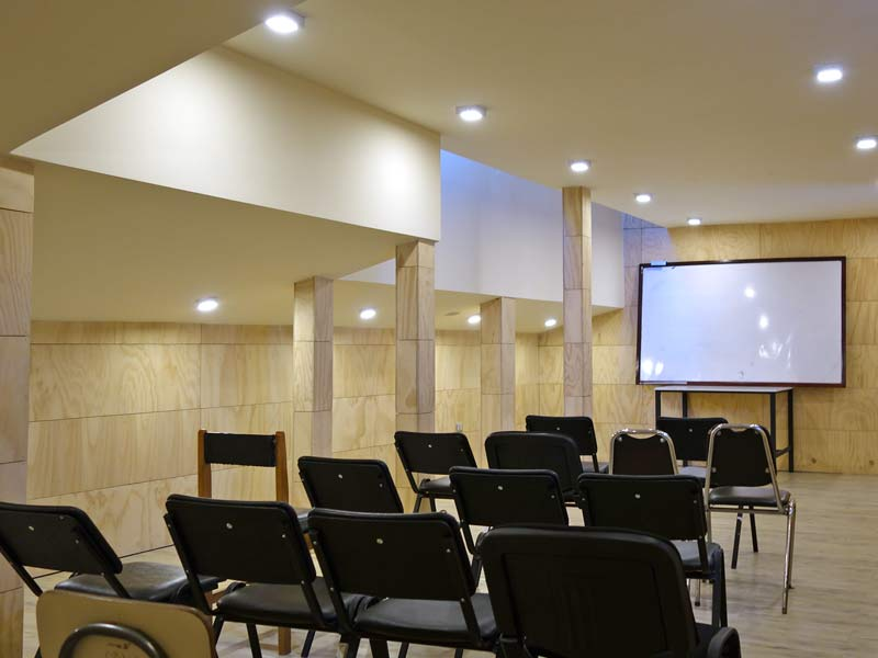 Sala Reunión 1 - Nivel 4 - Centro Cultural Castro