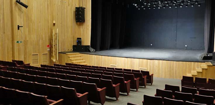 Teatro del Centro Cultural Castro