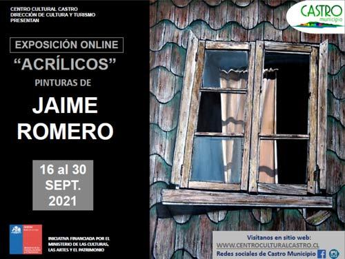 catalogo jaime romero portada